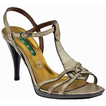 Sapatos Mulher Sandálias Keys  Cinza