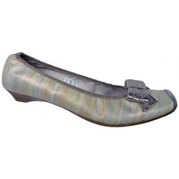 Sapatos Mulher Sabrinas Keys  Ouro