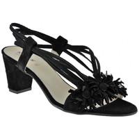 Sapatos Mulher Sandálias Keys  Preto