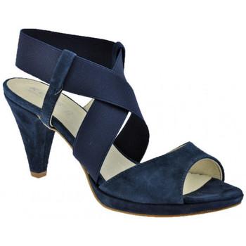 Sapatos Mulher Sandálias Keys  Azul