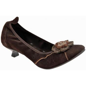 Sapatos Mulher Sabrinas Keys  Castanho