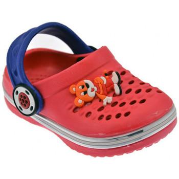 Sapatos Criança Tamancos De Fonseca  Vermelho