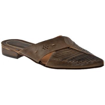 Sapatos Mulher Tamancos Progetto  Verde