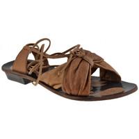 Sapatos Mulher Sandálias Progetto  Bege