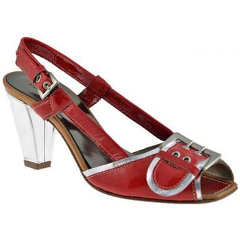 Sapatos Mulher Sandálias Progetto  Vermelho