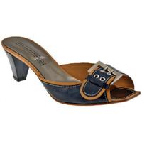 Sapatos Mulher Sandálias Progetto  Azul