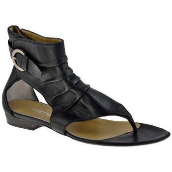 Sapatos Mulher Chinelos Progetto  Preto