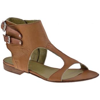 Sapatos Mulher Sandálias Progetto  Castanho