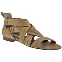 Sapatos Mulher Sandálias Progetto  Cinza