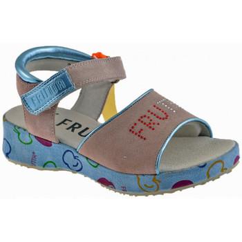 Sapatos Rapariga Sandálias Frutta  Rosa