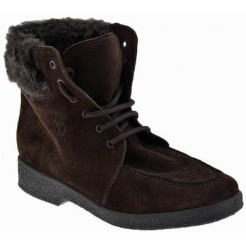 Sapatos Mulher Botas de neve Valleverde  Castanho