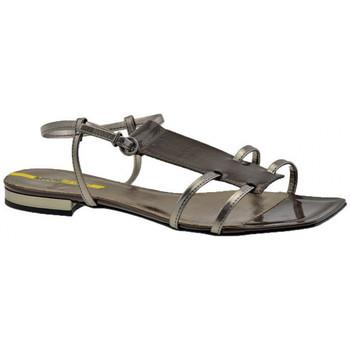 Sapatos Mulher Sandálias Lea Foscati  Castanho