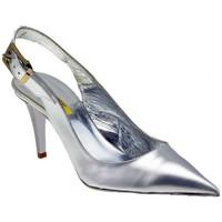 Sapatos Mulher Escarpim Lea Foscati  Prata