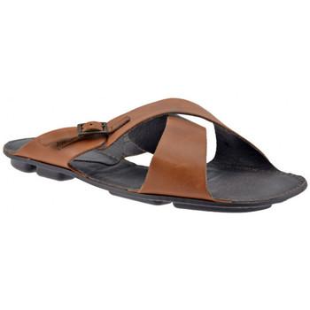 Sapatos Homem Chinelos Pam Project  Castanho