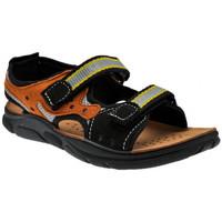 Sapatos Rapaz Sandálias Inblu  Preto
