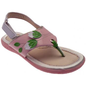 Sapatos Rapariga Sandálias Inblu  Rosa
