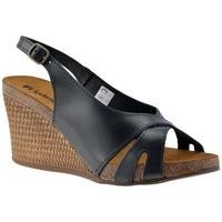 Sapatos Mulher Sandálias Inblu  Preto