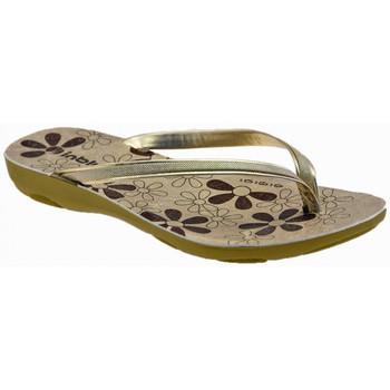 Sapatos Mulher Chinelos Inblu  Ouro