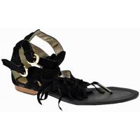 Sapatos Mulher Sandálias Swish  Preto