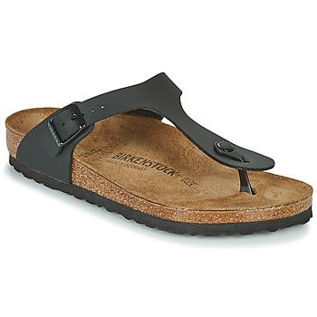 Sapatos Chinelos Birkenstock GIZEH Preto