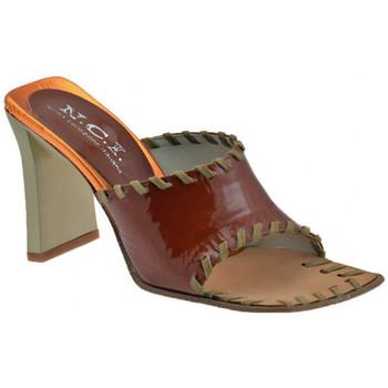 Sapatos Mulher Sandálias Nci  Castanho