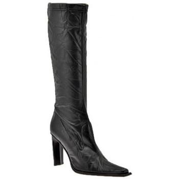 Sapatos Mulher Botas Nci  Preto