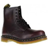 Sapatos Mulher Botas baixas Dr Martens 1460  Vintage Rouge Vintage
