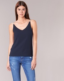 Textil Mulher Tops / Blusas Betty London EVOUSA Marinho