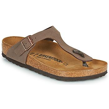 Sapatos Sandálias Birkenstock GIZEH Castanho