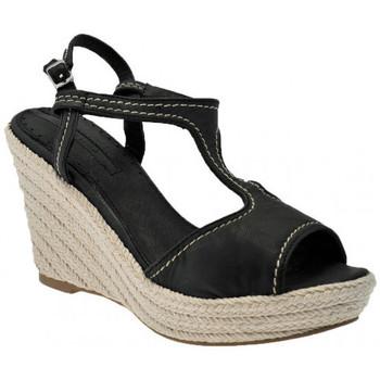 Sapatos Mulher Sandálias Donna Loka  Preto