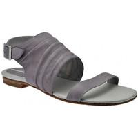 Sapatos Mulher Sandálias Donna Loka  Cinza