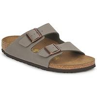 Sapatos Mulher Chinelos Birkenstock ARIZONA Pedra