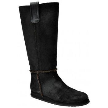 Sapatos Mulher Botas Otto E Dieci  Preto