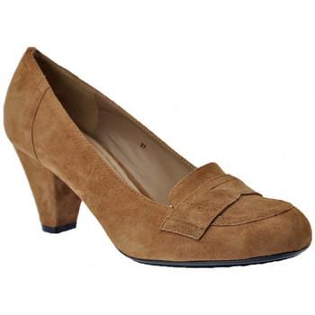 Sapatos Mulher Mocassins Otto E Dieci  Cinza