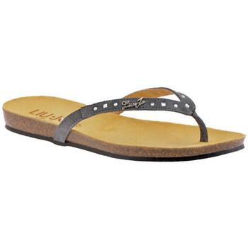 Sapatos Mulher Chinelos Liu Jo  Cinza