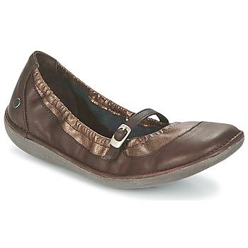 Sapatos Mulher Sabrinas TBS MARIZA Castanho / Cobre