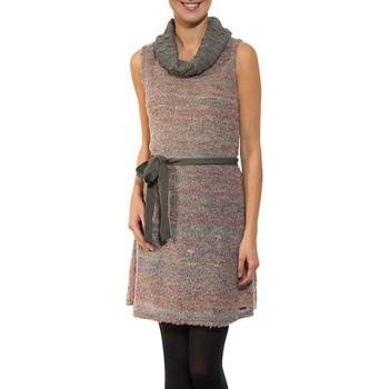 Textil Mulher Vestidos curtos Smash Vestido Jeannette Multicolor