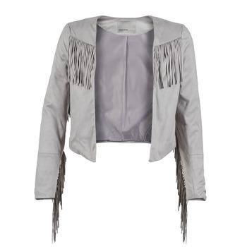 Textil Mulher Casacos/Blazers Vero Moda HAZEL Cinza