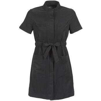 Textil Mulher Vestidos curtos Vero Moda NALA Preto