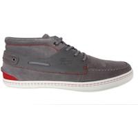 Sapatos Homem Botas baixas Lacoste 30SRM0040 MEYSSAC DECK Gris