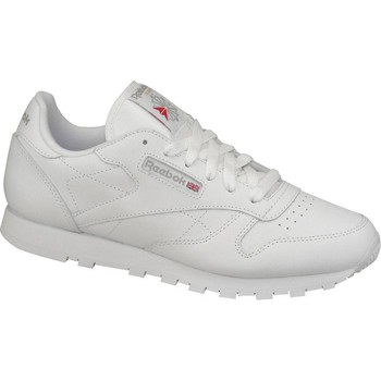 Sapatos Mulher Sapatilhas Reebok Sport Classic Leather 50151 Blanc