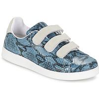Sapatos Mulher Sapatilhas Yurban ETOUNATE Azul / Ganga
