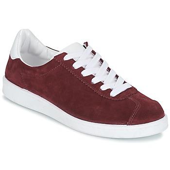 Sapatos Mulher Sapatilhas Yurban EMARTI Bordô