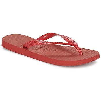 Sapatos Chinelos Havaianas TOP Rubi / Vermelho