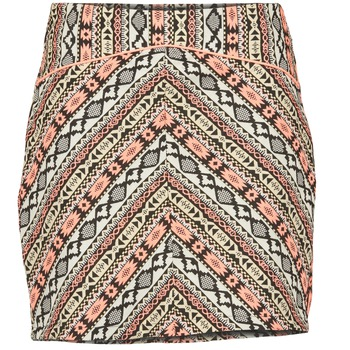 Textil Mulher Saias Moony Mood ELIZA Multicolor
