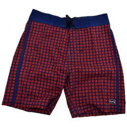 Textil Homem Shorts / Bermudas Billabong  Vermelho