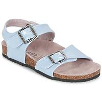 Sapatos Rapariga Sandálias LPB Woman J ROSE Azul