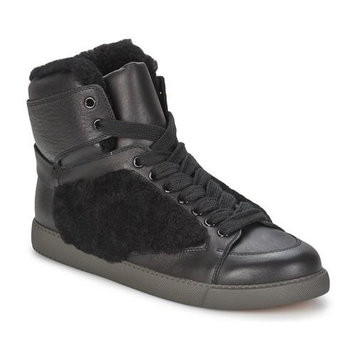 Sapatos Mulher Sapatilhas de cano-alto See by Chloé SB23158 Preto