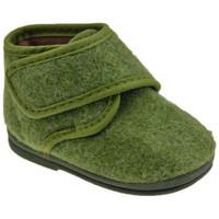 Sapatos Criança Pantufas bebé Diamantino  Verde