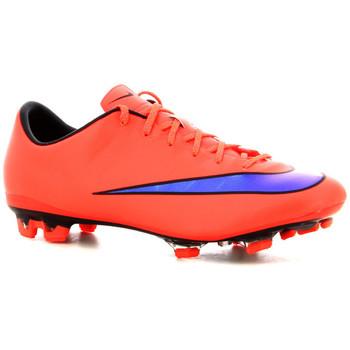 Sapatos Homem Chuteiras Nike Mercurial Veloce II FG Orange